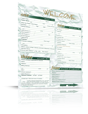 New Patient Welcome Form