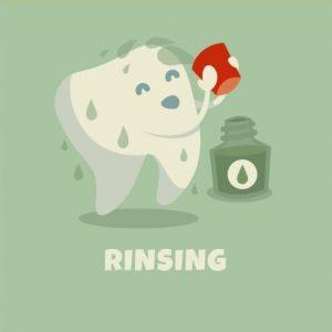 Mouth Rinsing