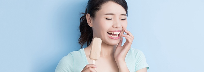 Teeth Sensitive To Hot Or Cold Temperatures