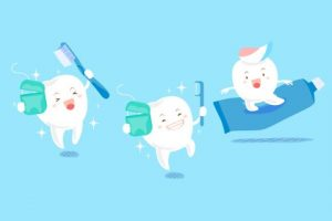 dental filling care