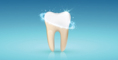 teeth professionally whitened
